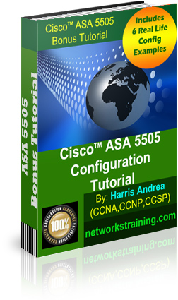 Cisco ASA 5505 Firewall eBook