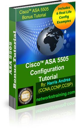 Cisco ASA 5505 Firewall eBook