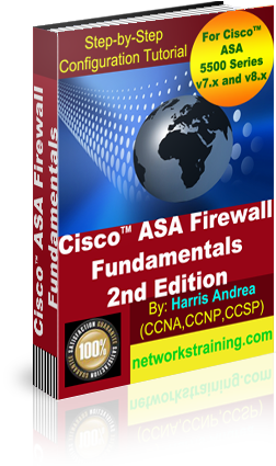 Cisco ASA Firewall eBook