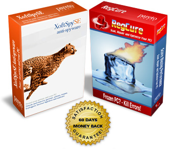 free regcure registry cleaner with xoftspyse