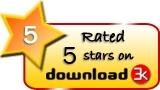 xoftspyse 5 stars